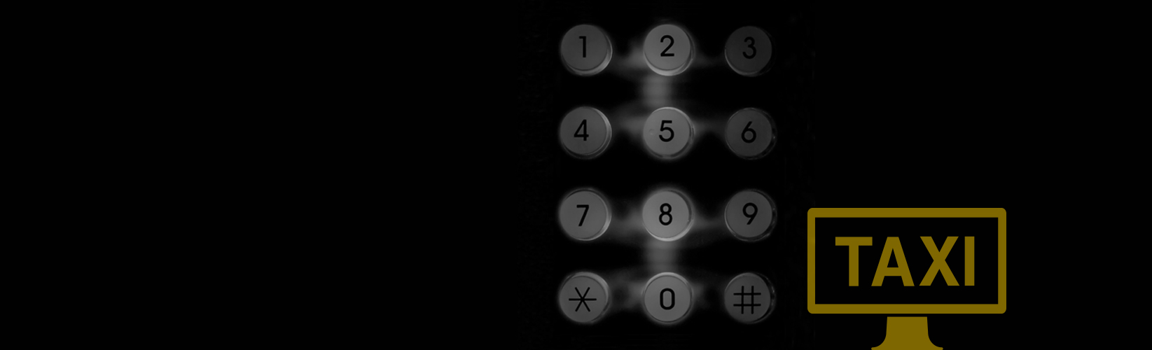 RADIO TAXI(无线电出租车) 拨打电话至:051 372727